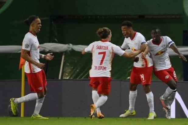 Ligue des champions - Le RB Leipzig bat l'Atletico Madrid et rejoint le PSG en demi-finales