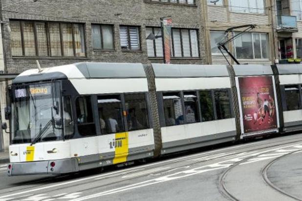 De Lijn voert contactloze betaling in op Antwerpse trams
