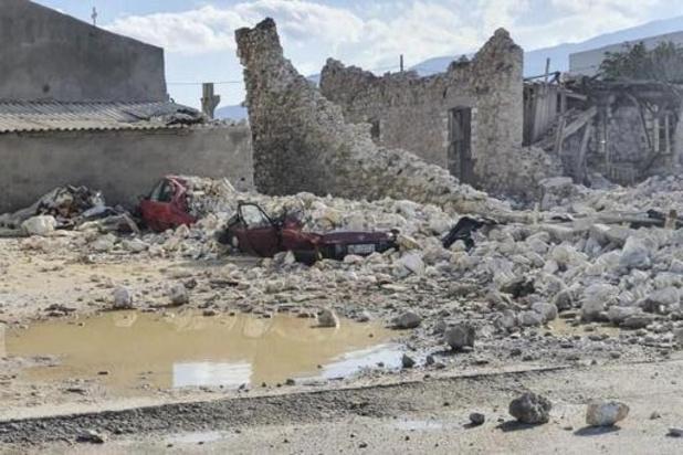 Aardbeving bij Griekse eiland Samos: Nieuwe balans: 12 doden en meer dan 400 gewonden