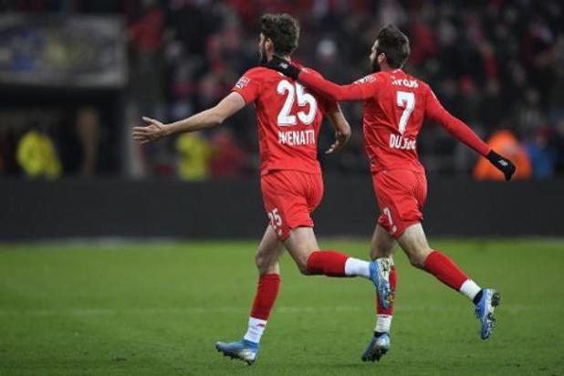Jupiler Pro League - Standard verslaat Cercle in blessuretijd
