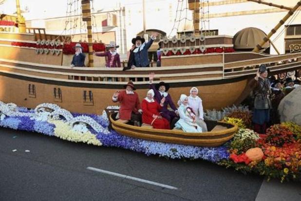 La Grande-Bretagne célèbre le 400e anniversaire du voyage du Mayflower vers les Etats-Unis