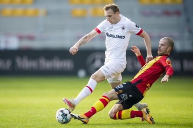 Ritchie De Laet bereikt principeakkoord met Antwerp voor contractverlenging tot 2023