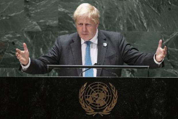 Boris Johnson cite Kermit la grenouille dans son discours sur le climat à l'ONU