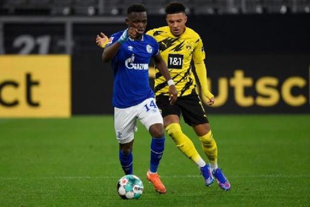Cercle huurt winger Rabbi Matondo van Schalke 04
