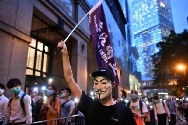 Un an après, Hong Kong gronde encore, mais les manifestants sont beaucoup moins nombreux