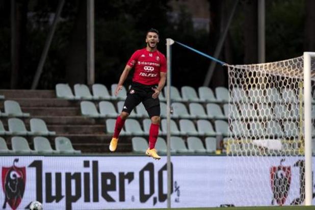 1B Pro League - Seraing gagne 3-5 à Lommel à l'issue d'un match spectaculaire, Mikautadze en marque quatre