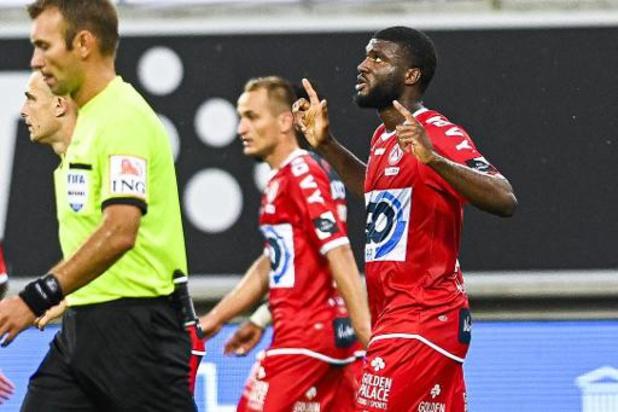 Terem Moffi quitte Courtrai pour le FC Lorient