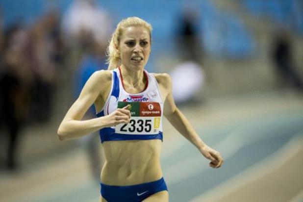 World Athletics Indoor Tour - Gudaf Tsegay bat le record du monde du 1500 m, record de Belgique pour Elise Vanderelst