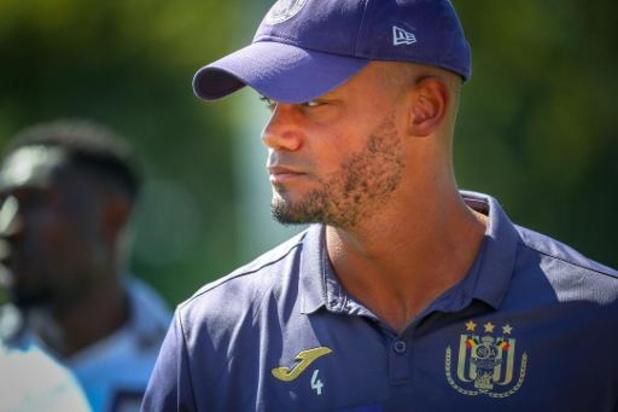 Vincent Kompany range ses crampons et devient entraîneur d'Anderlecht