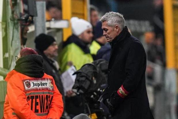 """Jupiler Pro League - Kare Ingebrigtsen quitte Ostende, """"il voulait vraiment partir"""" explique son président"""