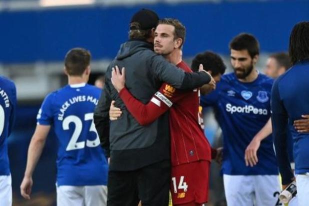 Jordan Henderson encense Jürgen Klopp après le titre de Liverpool