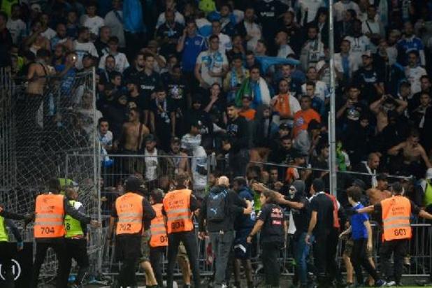 De nouveaux incidents en France avec des supporters