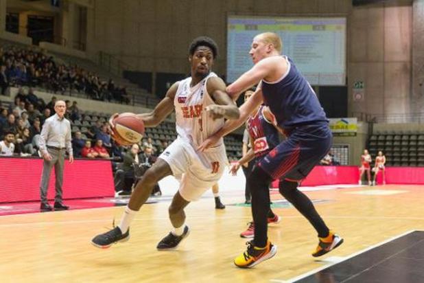 Euromillions Basket League - Louvain ne fait pas dans le détail face à Liège
