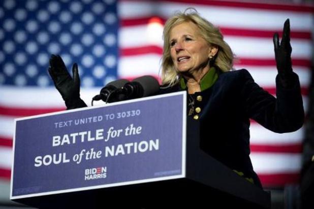 Jill Biden: de werkende vrouw naast Joe Biden