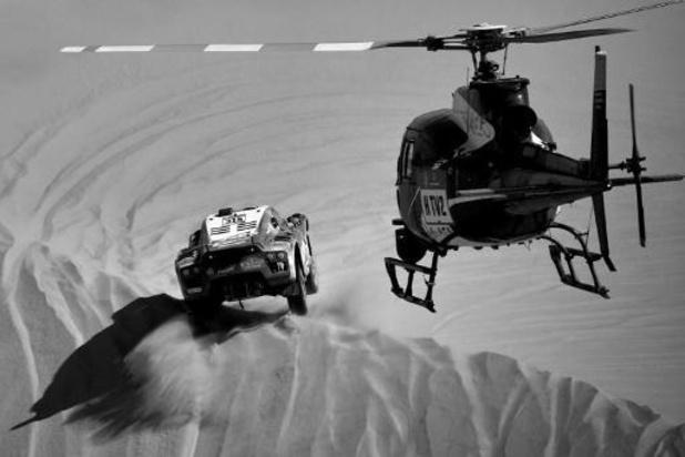 Dakar 2020 : Serradori-Lurquin dédient leur succès dans la 8e étape à Paulo Gonçalvez décédé dimanche