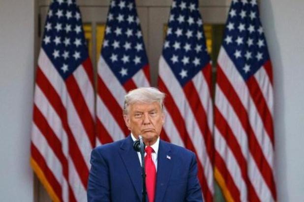 """Amerikaanse presidentsverkiezingen - Trump niet langer zegezeker: """"Tijd zal het uitwijzen"""""""