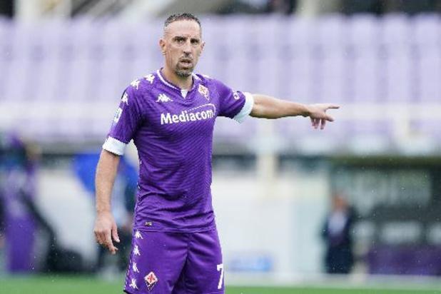Franck Ribéry rejoint le promu Salernitana