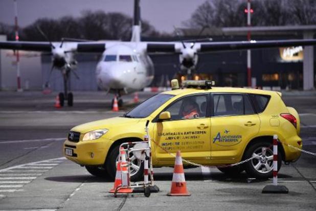 Bovenliggende structuren luchthavens Antwerpen en Oostende gefusioneerd
