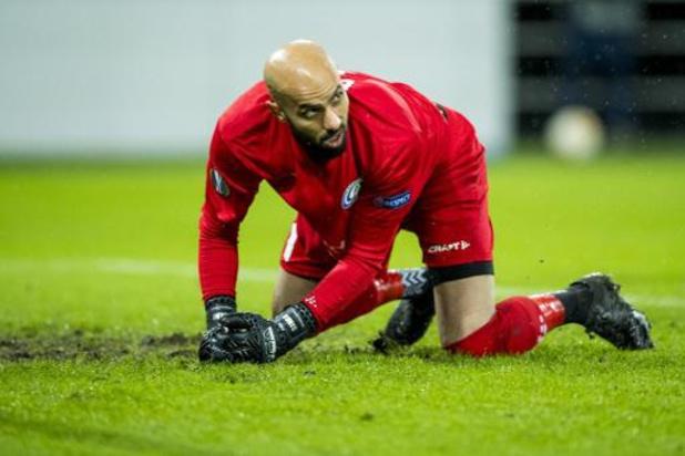 Europa League - AA Gent blijft puntenloos na 1-2 verlies tegen Slovan Liberec