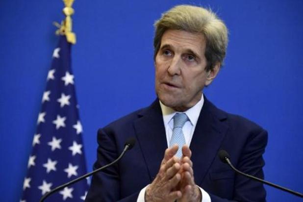 Diplomatiek topoverleg over klimaatkwestie tussen China, VS en Europese landen