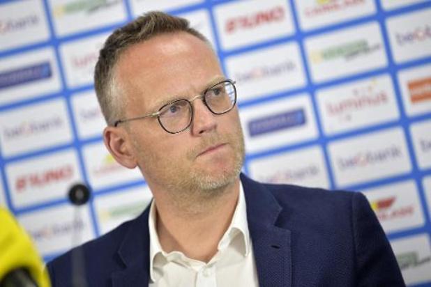Transparantie en 'good governance' moeten Belgisch voetbal redden