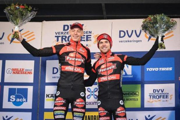 DVV Trofee Lille - Iserbyt schat eindwinst hoog in