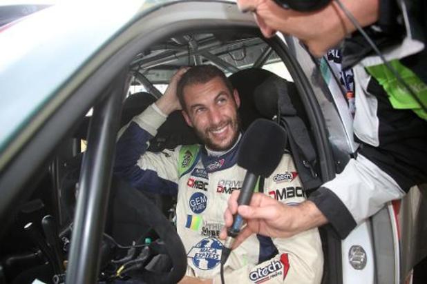 BK rally - Ghislain de Mevius wint Rally van Haspengouw
