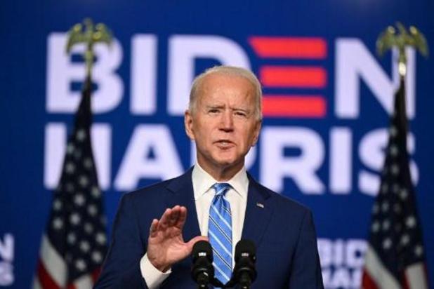 Amerikaanse presidentsverkiezingen - Biden behaalt meer stemmen dan Obama ooit