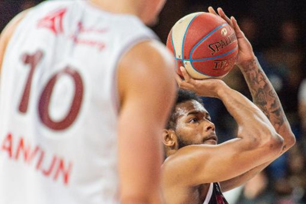 Euromillions Basket League - Louvain s'impose sur le parquet de Mons