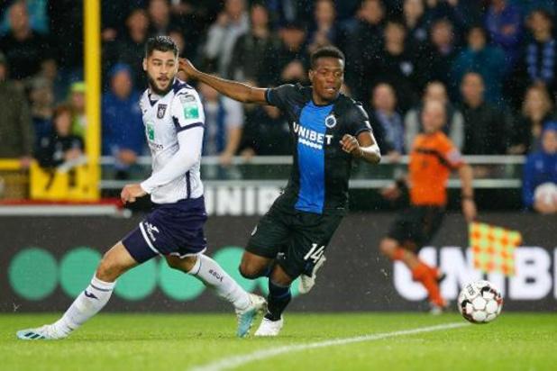 Croky Cup - Anderlecht-Club Bruges ponctue les quarts de finale de la Coupe de Belgique