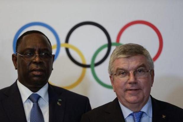 Les Jeux Olympiques de la Jeunesse de Dakar en 2022 reportés en 2026