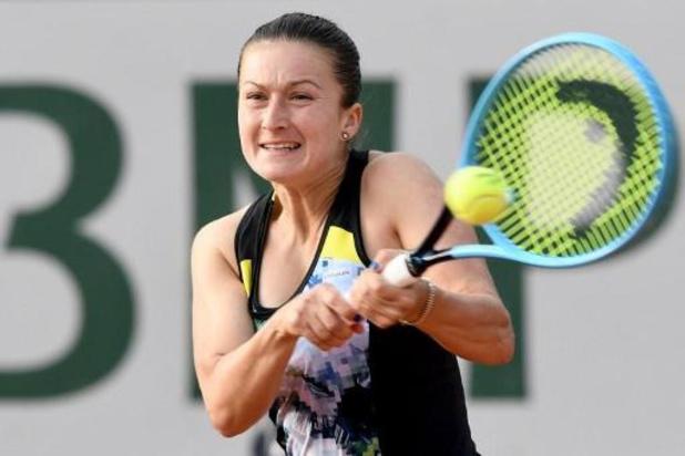 La Slovène Dalila Jakupovic abandonne en qualifications en raison des fumées