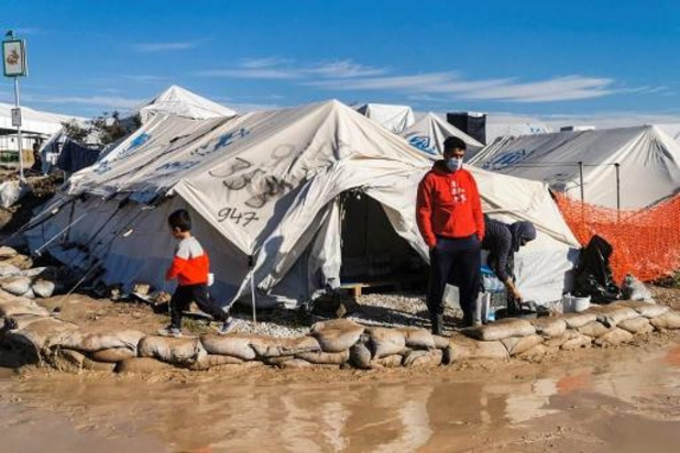 Minder migranten aangekomen op Griekse eilanden in 2020