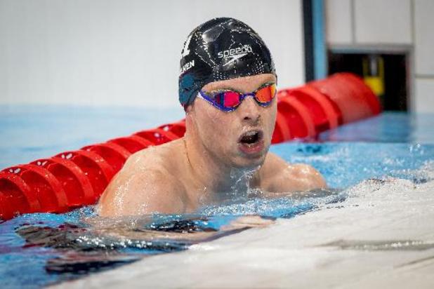 Coupe du monde de natation - Louis Croenen 7e de la finale du 200 mètres libre à Berlin