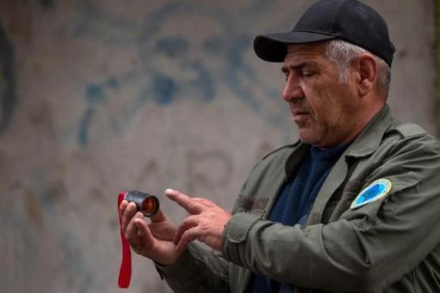 Omstreden clusterbommen gebruikt in conflict Nagorno-Karabach