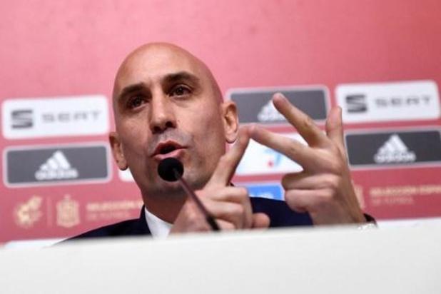 La fédération espagnole de football débloque 500 millions d'euros pour aider les clubs