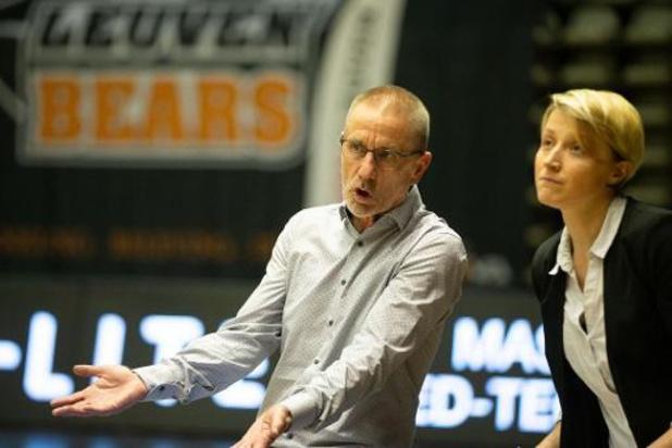 EuroMillions Basket League - Eddy Casteels blijft Leuven Bears trouw