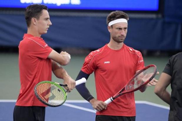 """European Open - Vliegen et Gille visent la victoire finale à Anvers: """"Nous sommes prêts pour ce défi"""""""