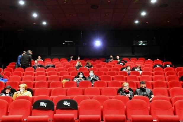 Belgische bioscopen hopen midden december opnieuw te kunnen openen