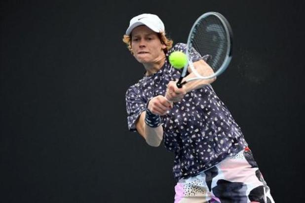 Coronavirus - Appel aux dons et hommage de la jeune promesse du tennis italien, Jannik Sinner, 18 ans