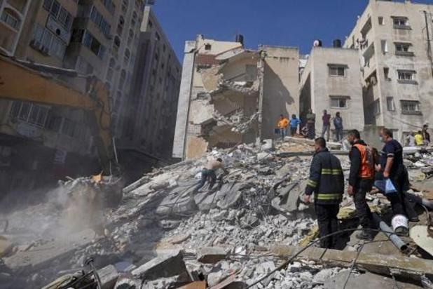 Minstens 17 doden bij Israëlische bombardementen in Gazastrook