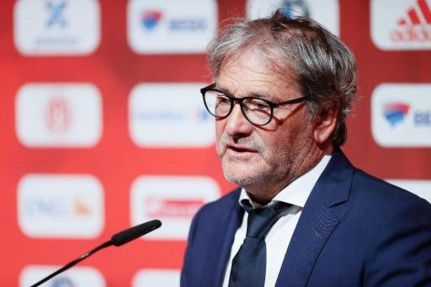 Bondscoach Mathijssen heeft selectie klaar voor duels tegen Kazachstan en Denemarken