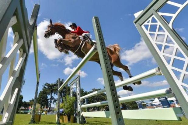 België levert bijna een derde van jumpingpaarden op Olympische Spelen