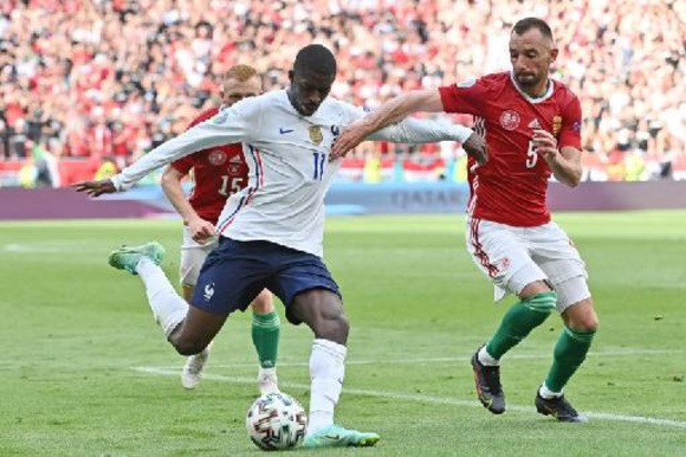 Le Français Ousmane Dembélé devra se faire opérer du genou droit