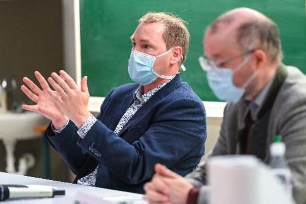 Premiers résultats de l'enquête sur l'hésitation vaccinale en province de Namur