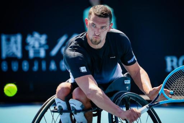Joachim Gérard battu en finale du tennis en fauteuil par Alfie Hewett