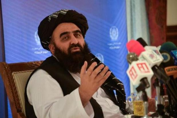 Taliban hebben morgen ontmoeting met EU-vertegenwoordigers