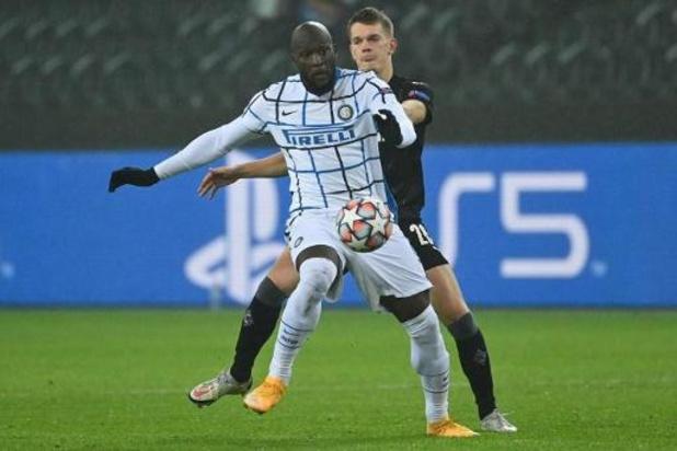 Les Belges à l'étranger - Romelu Lukaku, encore buteur, guide l'Inter vers la victoire