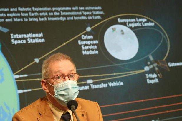 Le premier vol spatial de Youri Gagarine célébré dans une exposition à l'Euro Space Center