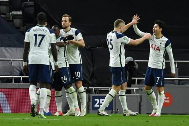Coupe de la Ligue anglaise - Tottenham s'impose contre Brentford et se hisse en finale